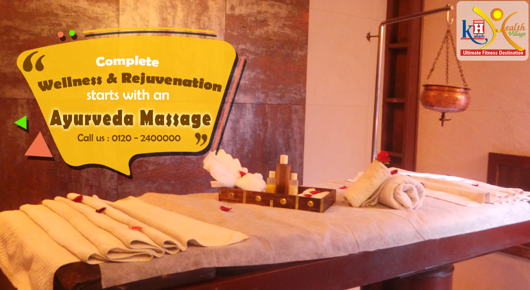 Ayurveda Massage is best for all Treatments and Complete Wellness