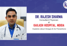 Dr Rajesh Sharma Physician at Kailash Hospital Noida explains about Dengue & its Preventions