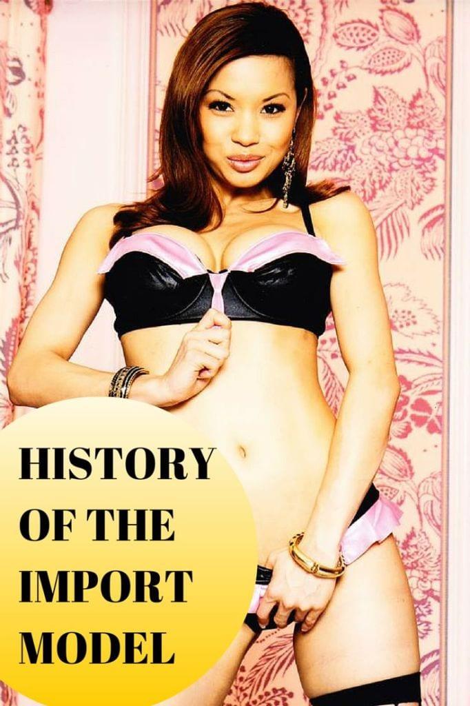 Francine dee import model