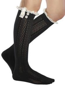 Knee hi socks 3