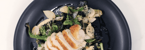 Din - Chicken and Turnip