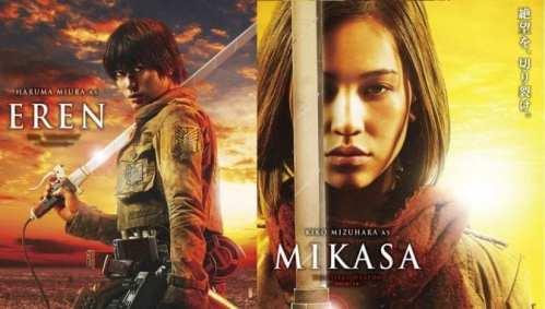 attack on titan movie poster