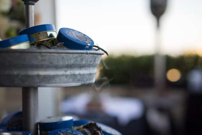 LA Food and Wine Caviar 2