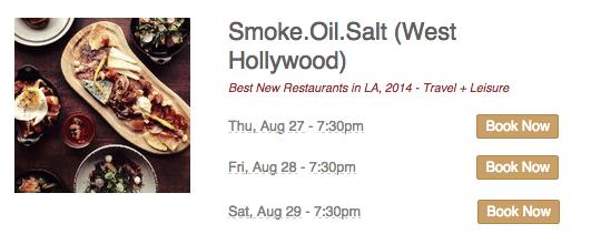 Table 8 Smoke.Oil.Salt