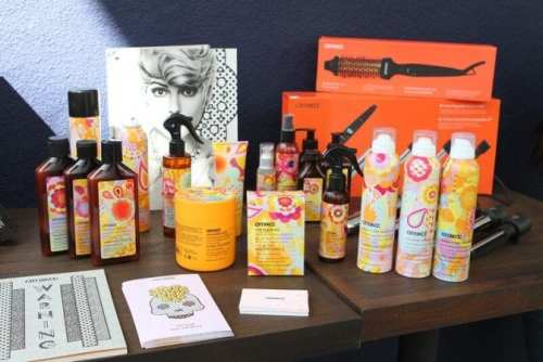 Amika Influencer Brunch with Hello Drama Pr Products