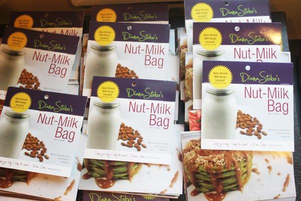 Diana Stobo's Nut Milk