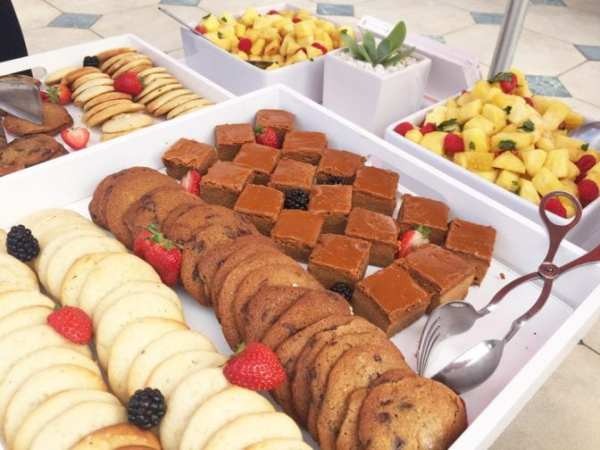 Shape Magazine Desserts