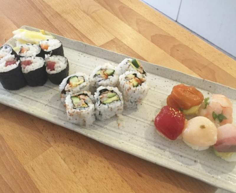 Japanese Food Story - Sushi Class 3