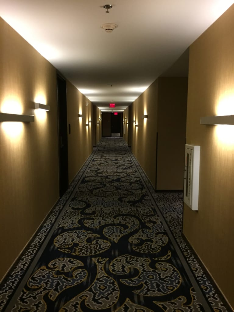 The Palms Hotel Room Halls