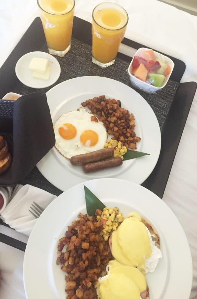 Hyatt Regency Indian Wells Breakfast 2