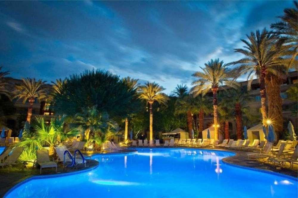 Hyatt Regency Indian Wells Pool