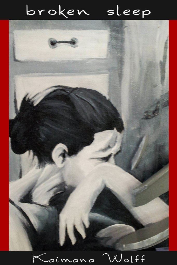 Book Cover: Broken Sleep (The Widening Gyre #1)