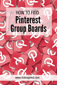 PINTEREST GROUP BOARDS! how to find group boards! Want to know how to make money by pinning on Pinterest? Head over to my blog, www.kainspired.com and I'll teach you how you can earn money from pinning on Pinterest. #sidehustle #makemoney #pinning #pinterest #makemoneyonline #KAinspired #pinterestgroupboards #boards #groupboards