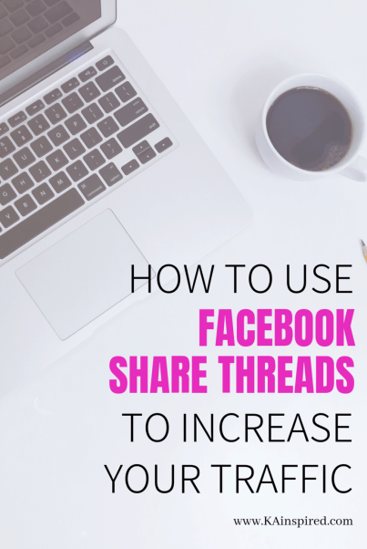 how to use share threads to increase your traffic