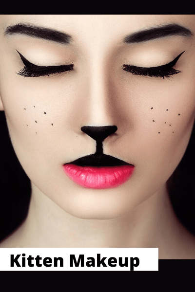 Kitten Makeup