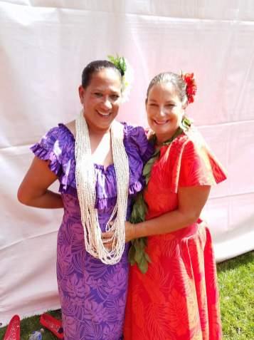 Michelle & Aloha