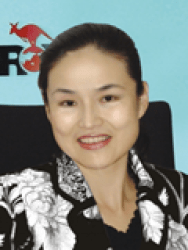 Kang Rong, Astron Executive Director