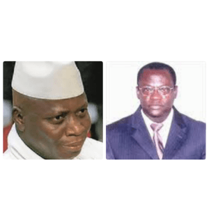 Is it worth protecting Dictator Jammeh?