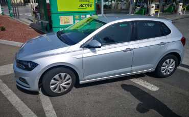 VW Polo Comfortline Automatic
