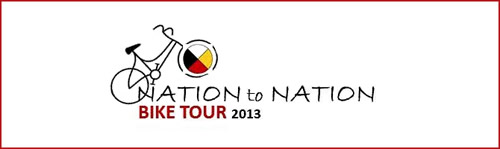 Nation to Nation Bike Tour