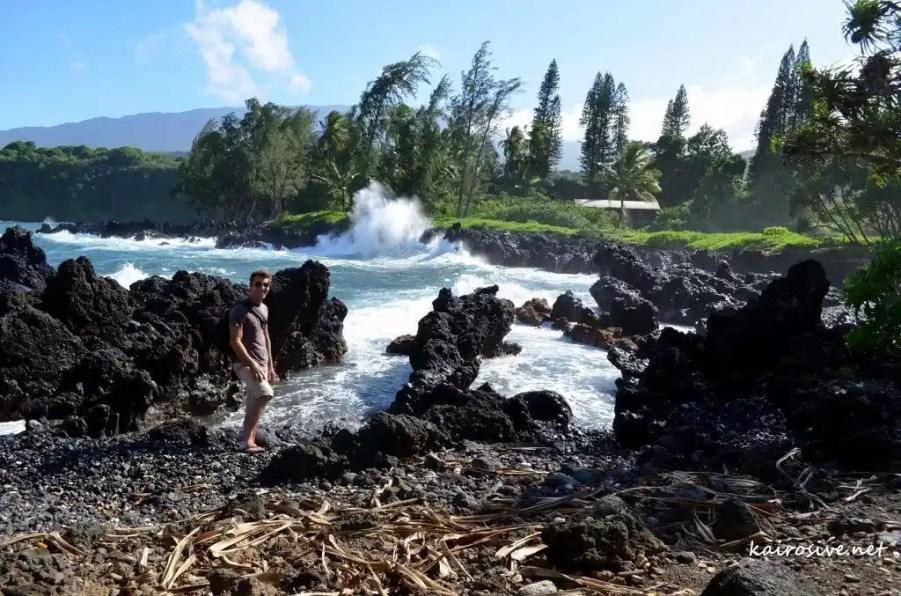 Jer in Ke'anae, Maui