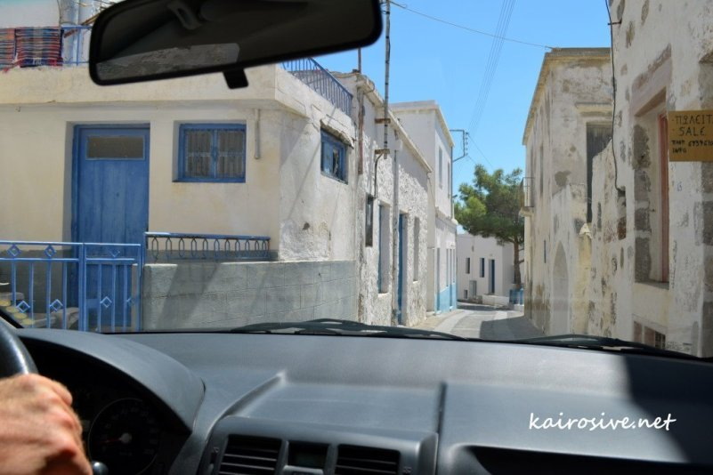 Jer Manuevering Milos, Greece