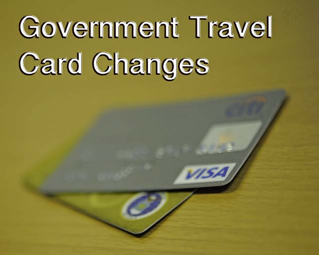 Government Travel Charge Card Online Application
