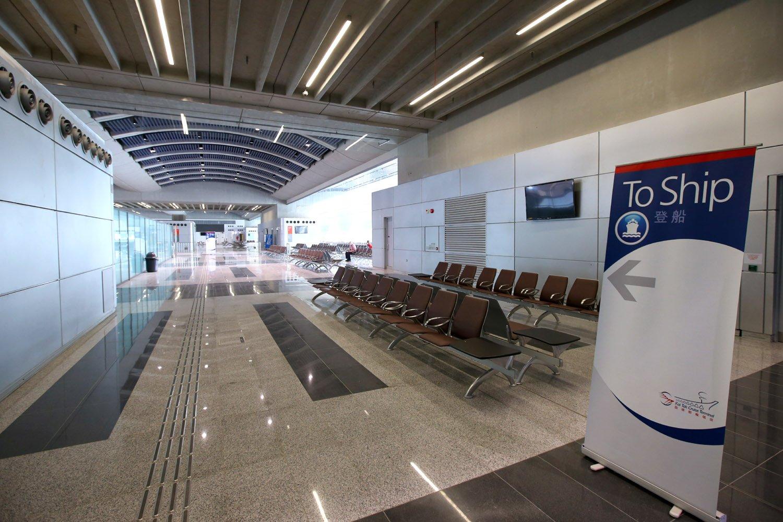 Kai Tak Cruise Terminal Architectural Highlights
