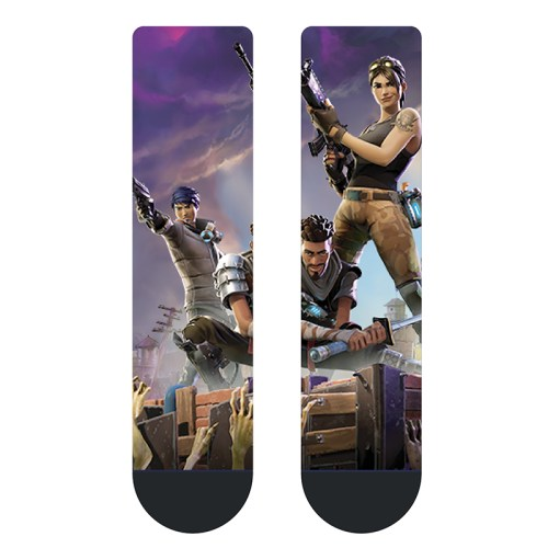 Custom fortnite socks, elite socks