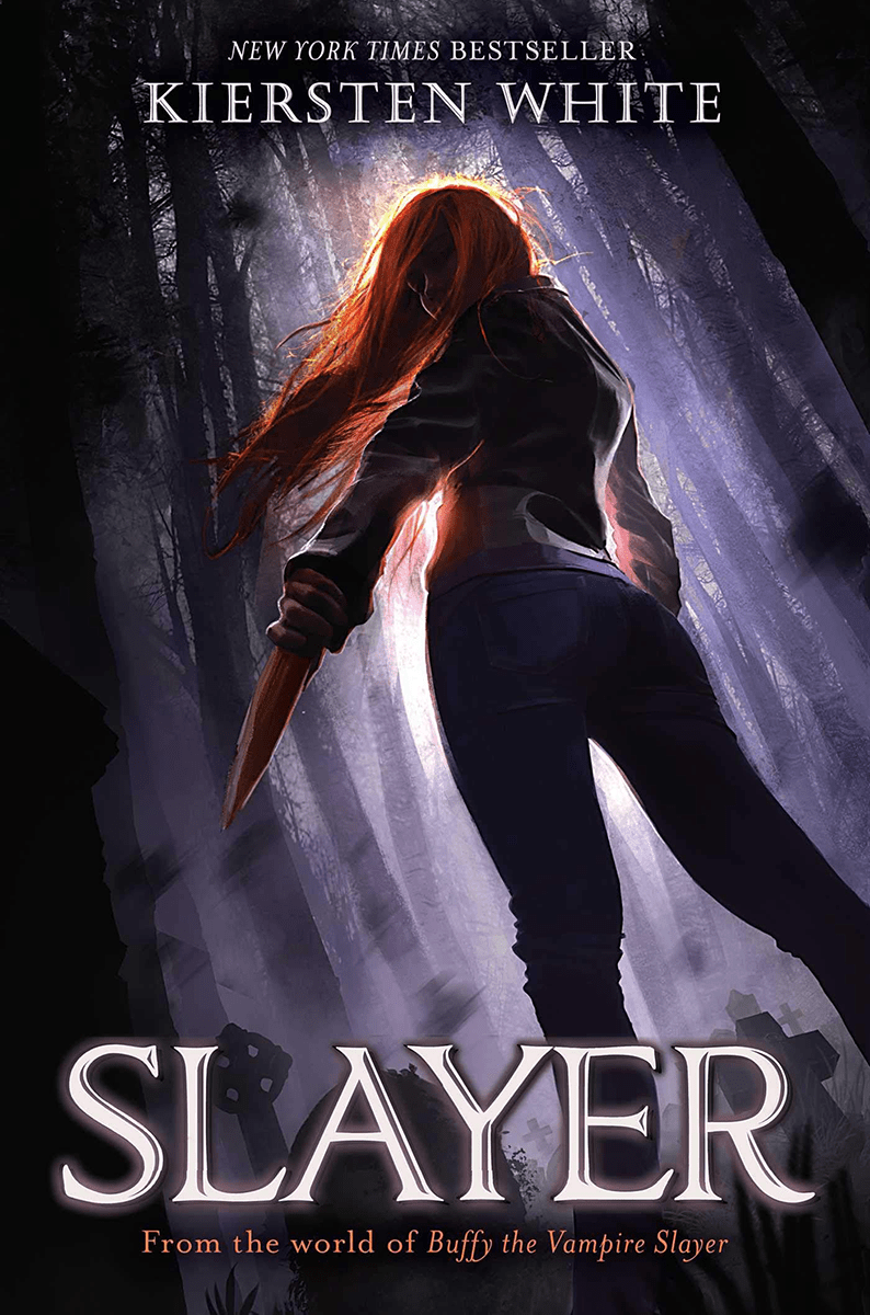Review of Slayer by Kiersten White