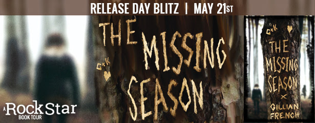 The Missing Season by Gillian French: Excerpt + Giveaway!