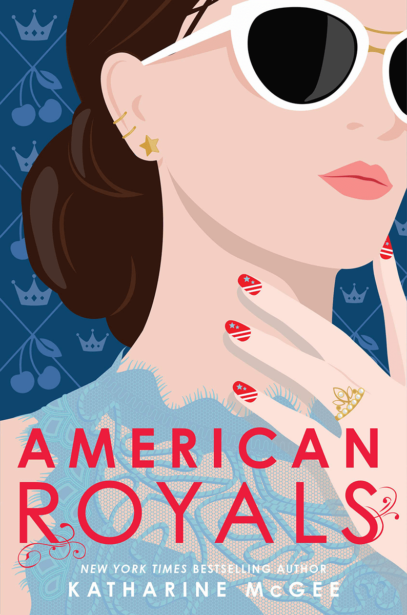 Review of American Royals by Katharine McGee