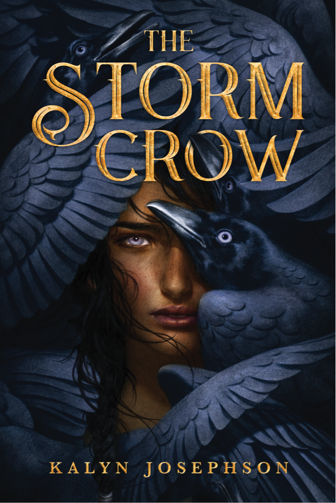 Blog Tour: The Storm Crow by Kalyn Josephson (Interview + Giveaway!)