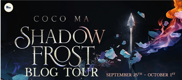 Blog Tour: Shadow Frost by Coco Ma (Official Playlist + Giveaway!)