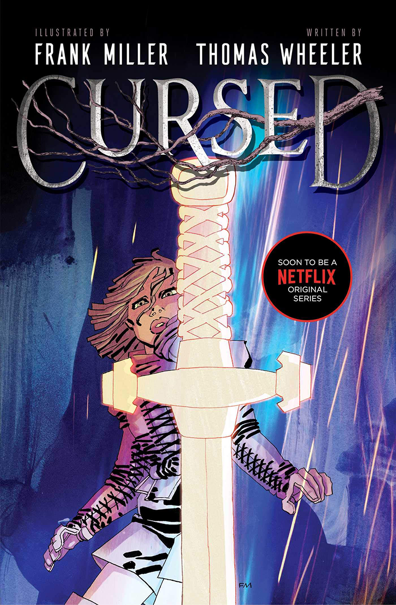 Blog Tour: Cursed by Frank Miller and Thomas Wheeler (Creative Post + Giveaway!!!)