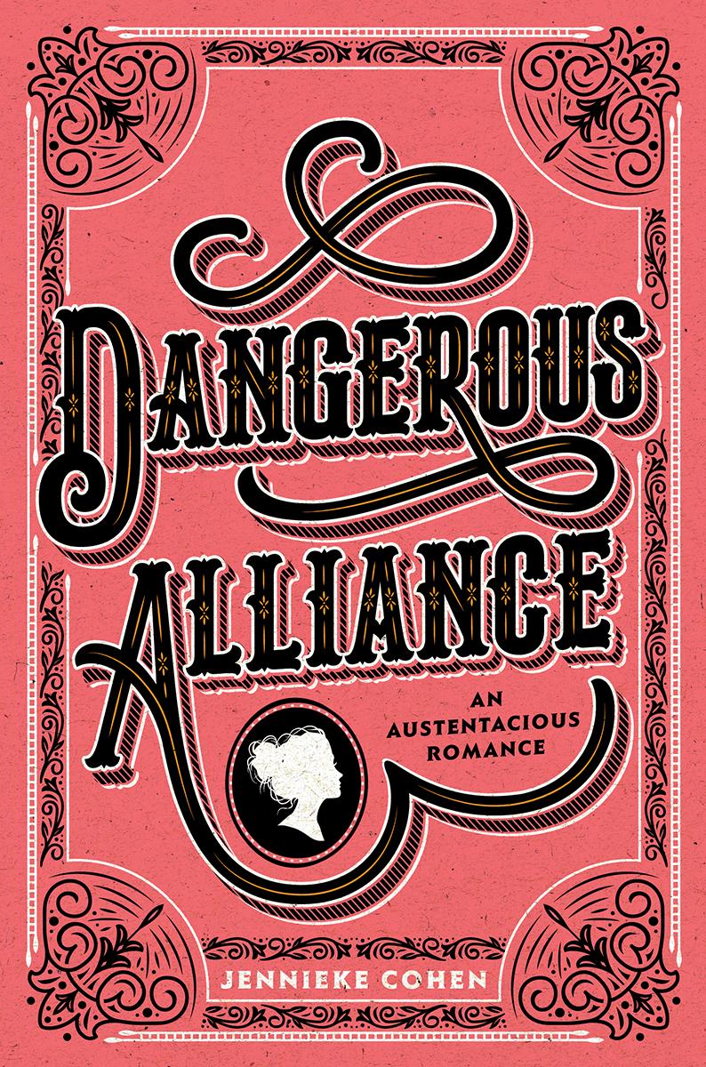 Blog Tour: Dangerous Alliance by Jennieke Cohen (Guest Post + Giveaway!)