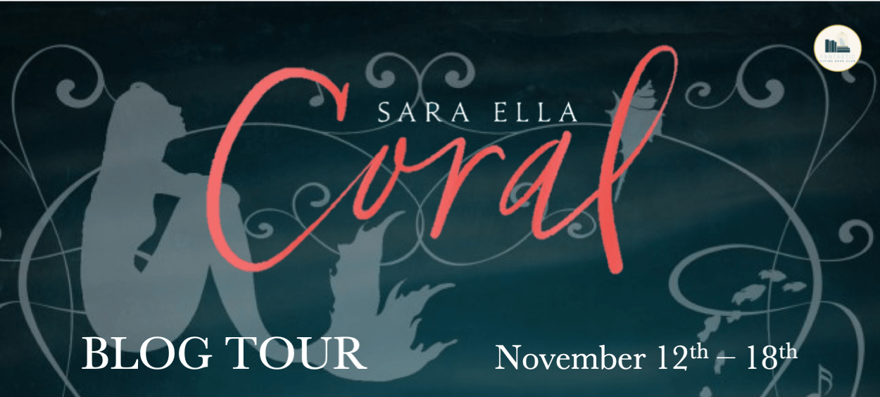 Blog Tour: Coral by Sara Ella (Interview+ Giveaway!)