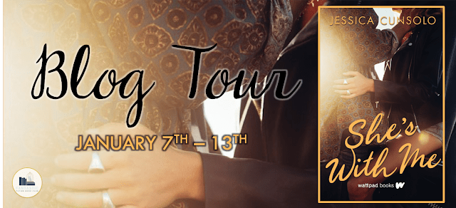 Blog Tour: She's With Me by Ava Violet (Spotlight!)