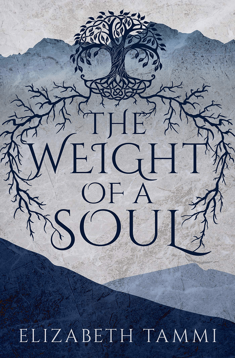Blog Tour: The Weight of a Soul by Elizabeth Tammi (Interview+ Giveaway!)