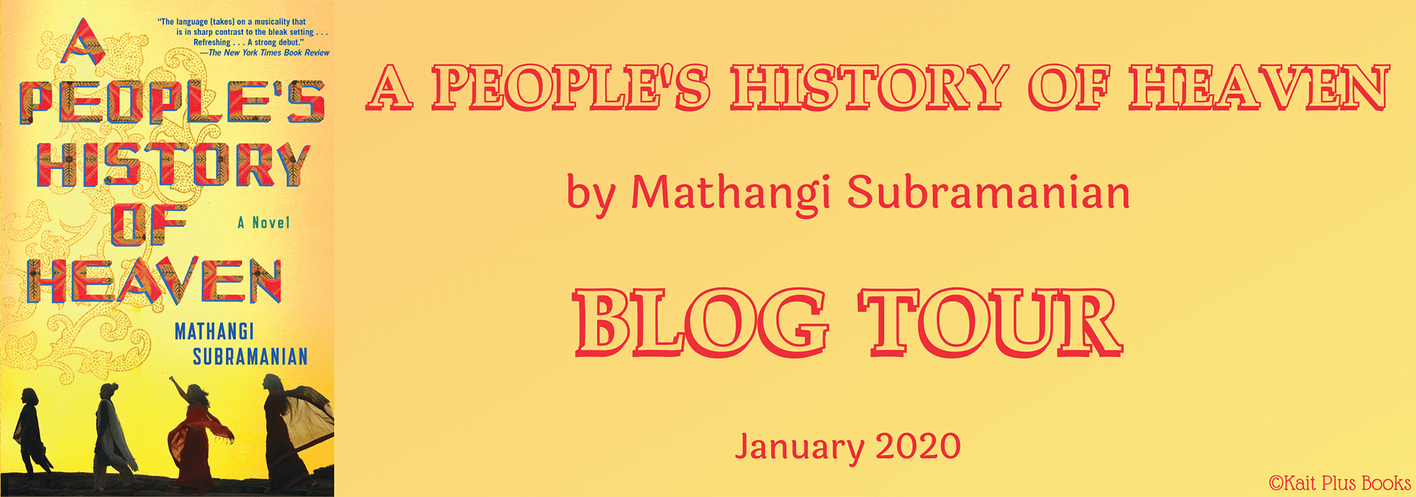 Blog Tour: A People's History of Heaven by Mathangi Subramanian (Spotlight!)