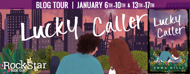 Blog Tour: Lucky Caller by Emma Mills (Review + Giveaway!!!)