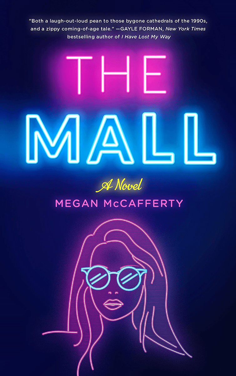 Review of The Mall by Megan McCafferty