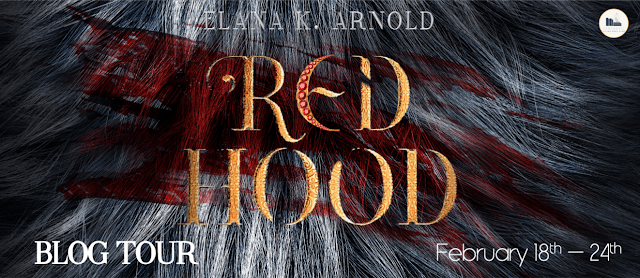 Blog Tour: Red Hood by Elana K. Arnold (Interview + Giveaway!)