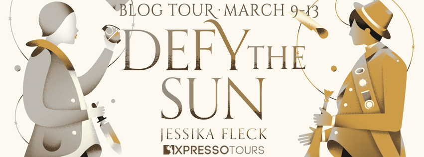 Blog Tour: Defy the Sun by Jessika Fleck (Interview + Giveaway!)