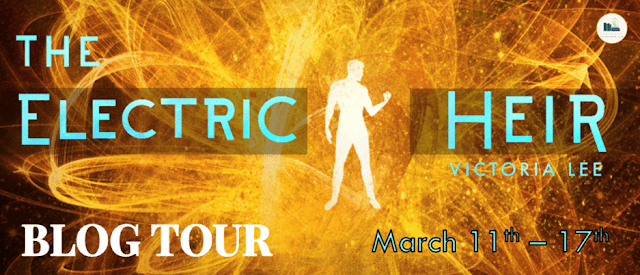 Blog Tour: The Electric Heir by Victoria Lee (Interview + Giveaway!)