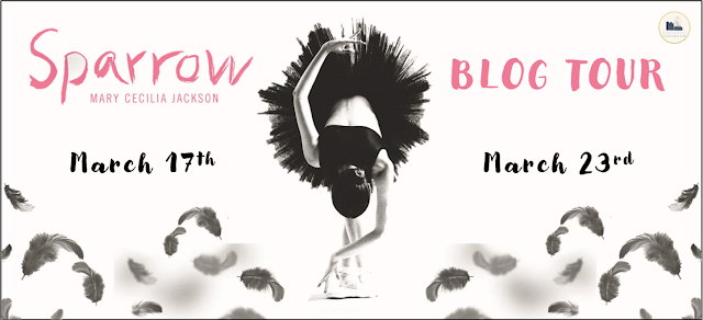 Blog Tour: Sparrow by Mary Cecilia Jackson (Interview + Giveaway!)