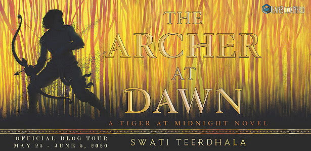Blog Tour: The Archer at Dawn by Swati Teerdhala (Interview + Giveaway!)