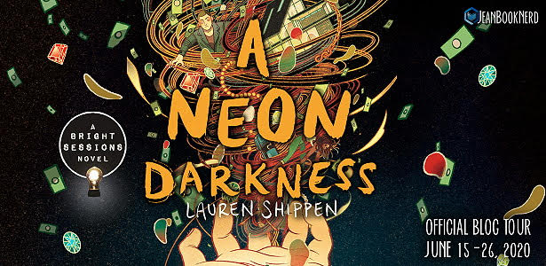 Blog Tour: A Neon Darkness by Lauren Shippen (Excerpt + Giveaway!)
