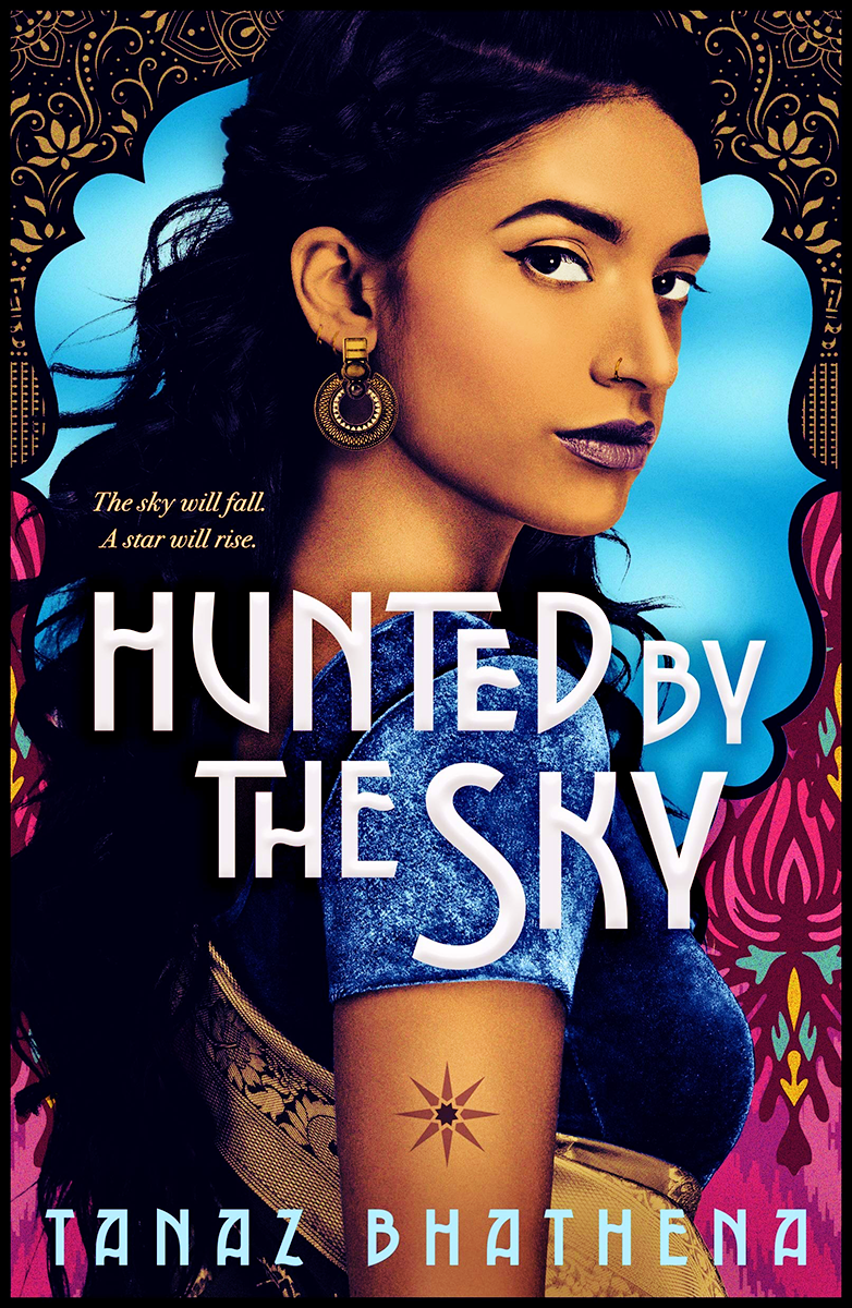 Hunted by the Sky | Interview with Tanaz Bhathena