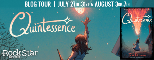 Blog Tour: Quintessence by Jess Redman (Excerpt + Giveaway!)